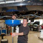 Auto Beezi - Unsere Werkstatt-Leistungen: Inspektion & Wartung