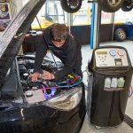 Auto Beezi - Unsere Werkstatt-Leistungen: Klima-Service