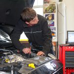 Auto Beezi - Unsere Werkstatt-Leistungen: Motordiagnose