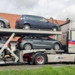 Die aktuellen EU-Neuwagen von Seat sind eingetroffen